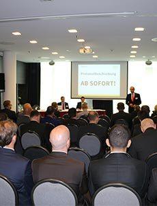 Pressekonferenz Stuttgart Bild